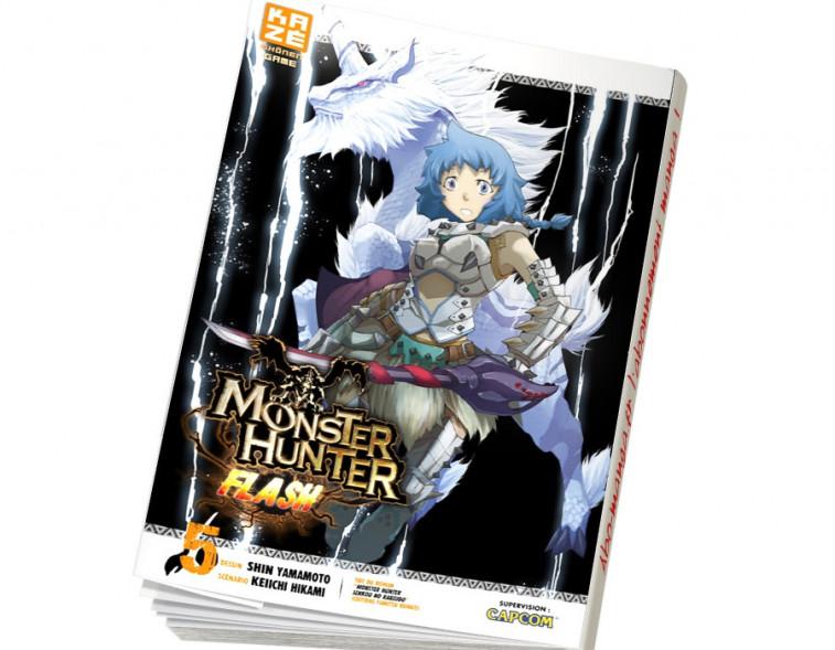Abonnement Monster Hunter Flash tome 5