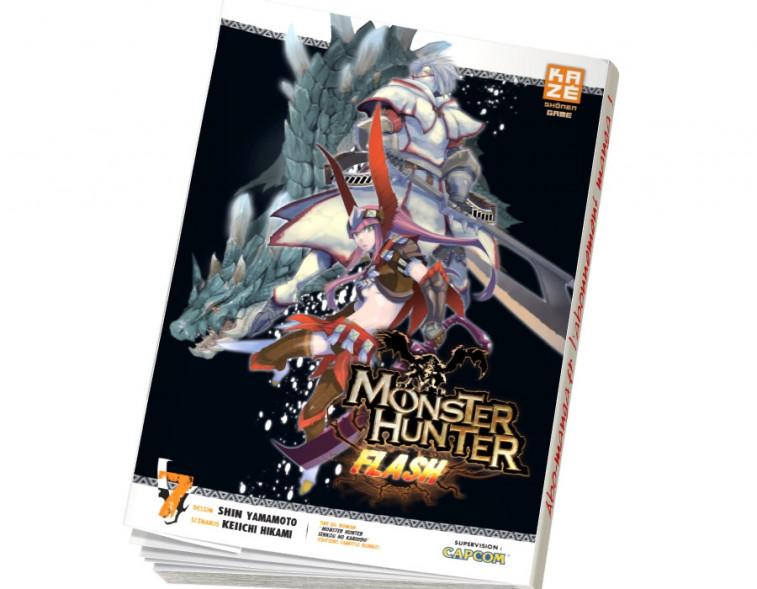 Abonnement Monster Hunter Flash tome 7
