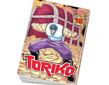Toriko Toriko T18