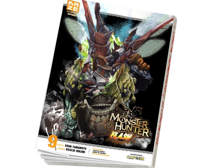 Abonnement Monster Hunter Flash tome 9