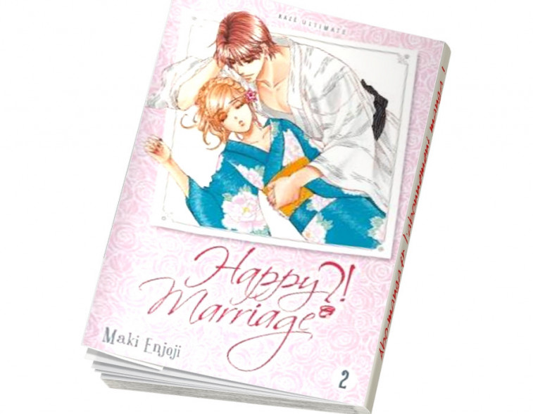 Abonnement Happy Marriage Ultimate ?! tome 2