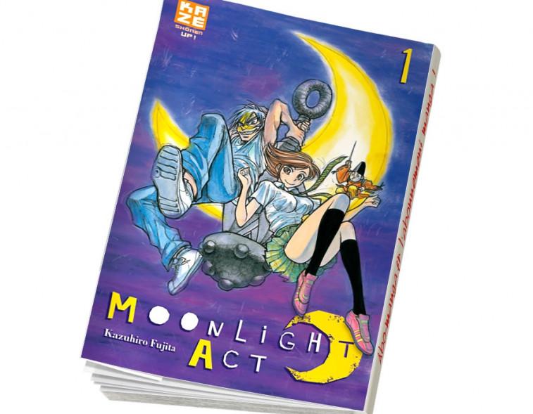 Abonnement Moonlight Act tome 1