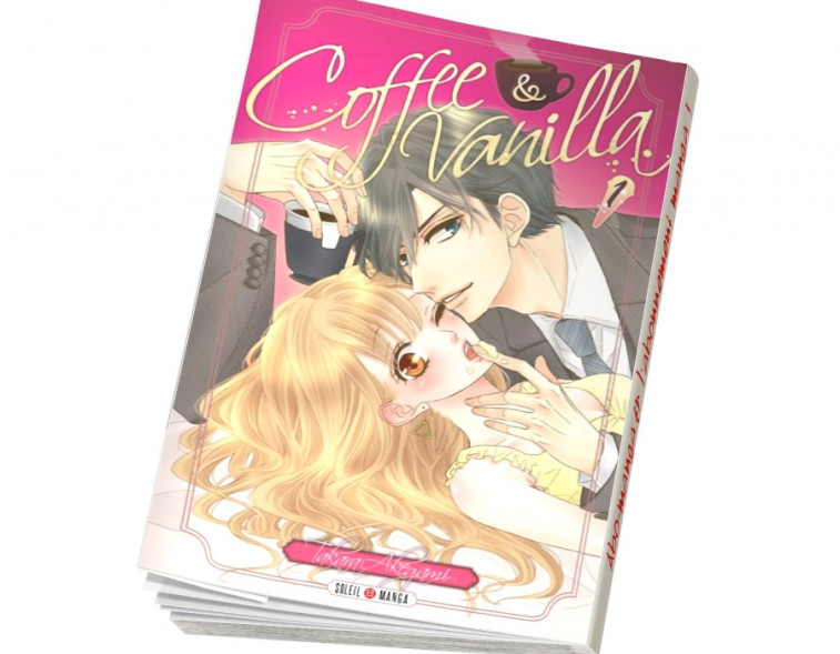 Abonnement Coffee and Vanilla tome 1