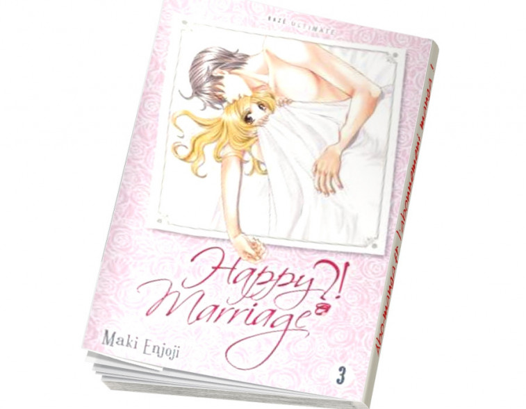 Abonnement Happy Marriage Ultimate ?! tome 3