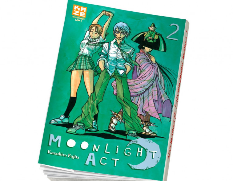 Abonnement Moonlight Act tome 2
