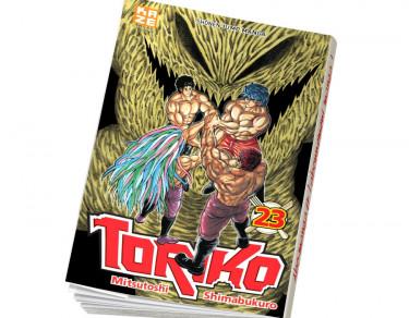 Toriko Toriko T23