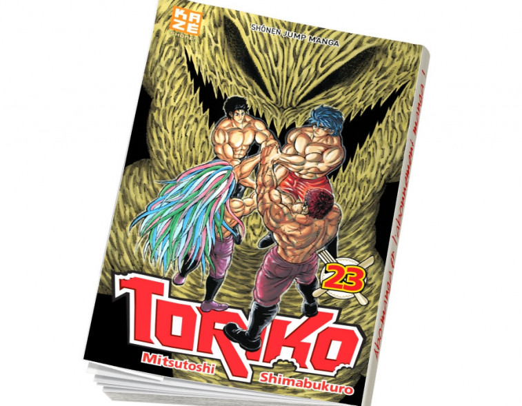 Abonnement Toriko tome 23