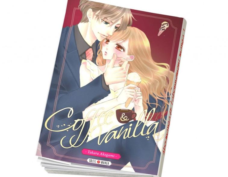 Abonnement Coffee and Vanilla tome 2