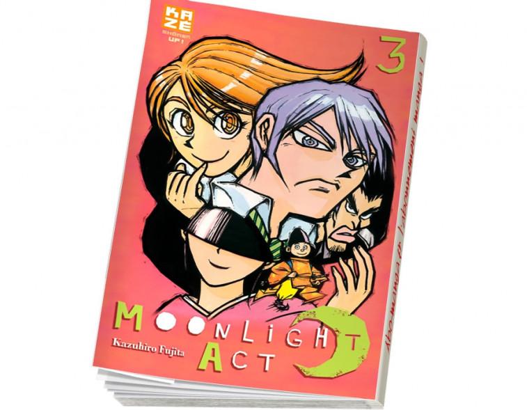 Abonnement Moonlight Act tome 3