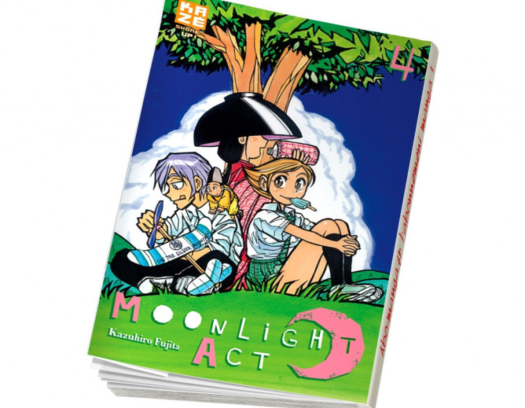 Abonnement Moonlight Act tome 4