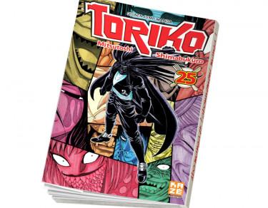 Toriko Toriko T25