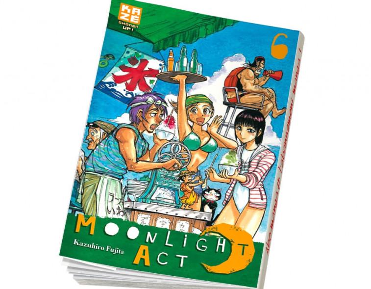 Abonnement Moonlight Act tome 6