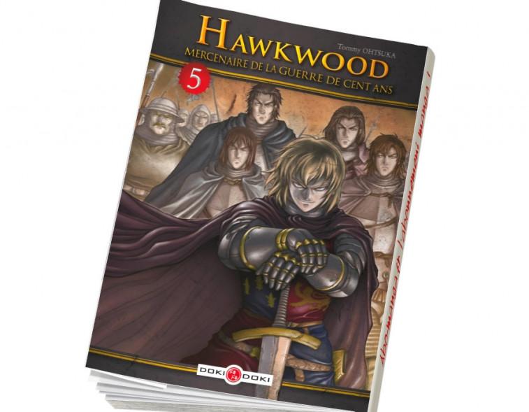 Abonnement Hawkwood tome 5
