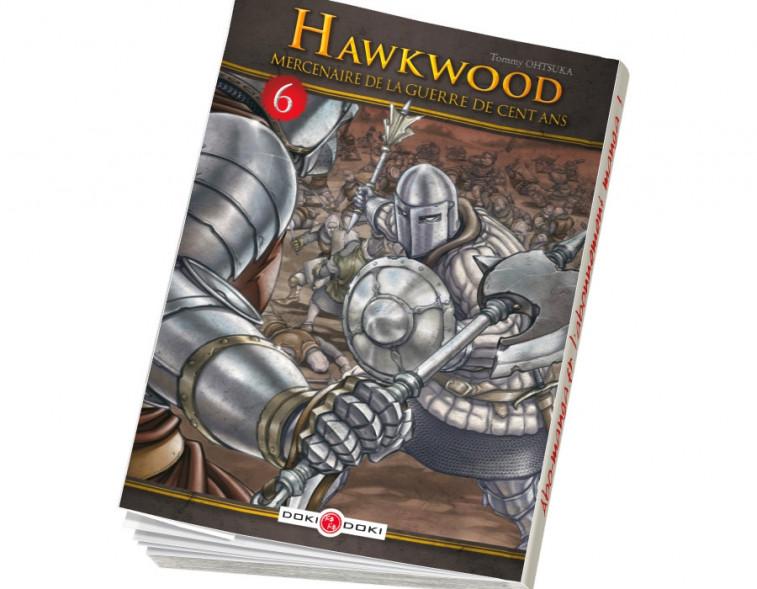 Abonnement Hawkwood tome 6