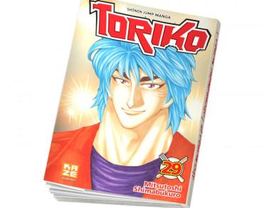 Toriko Toriko T29