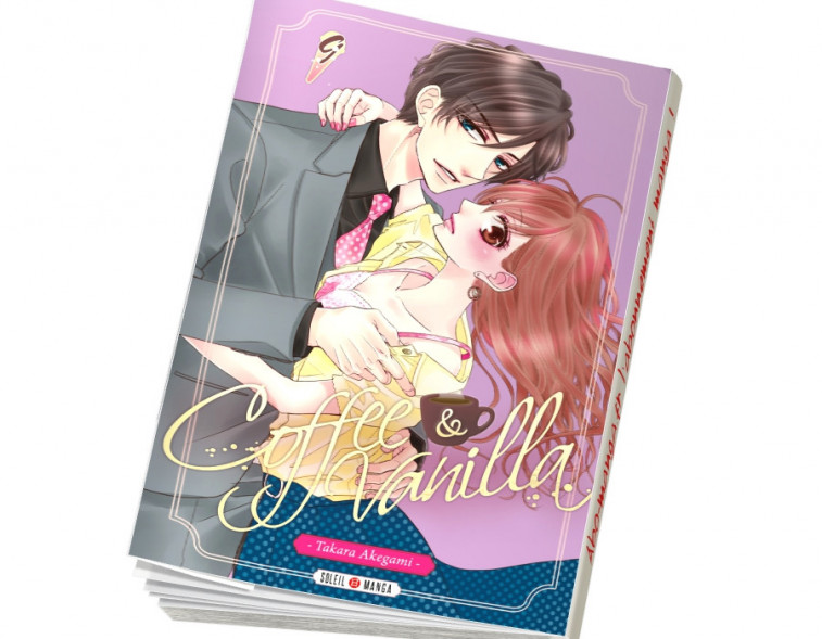 Abonnement Coffee and Vanilla tome 9