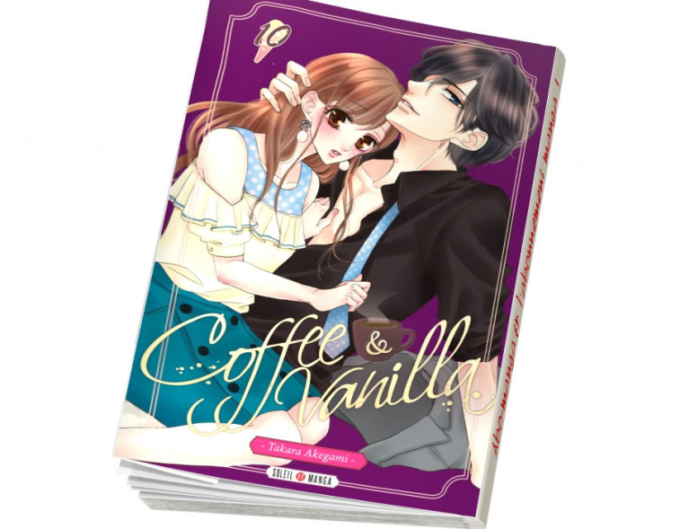 Abonnement Coffee and Vanilla tome 10