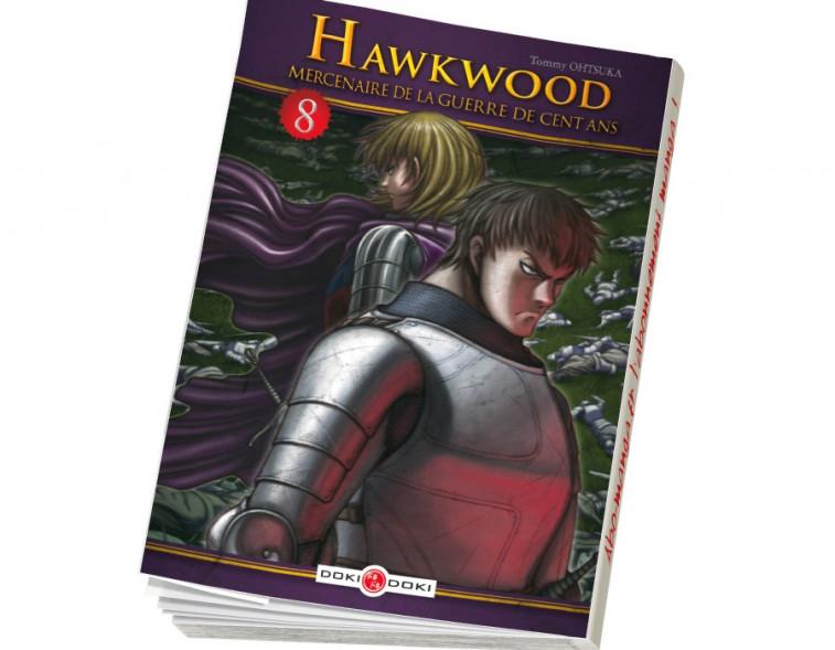 Abonnement Hawkwood tome 8