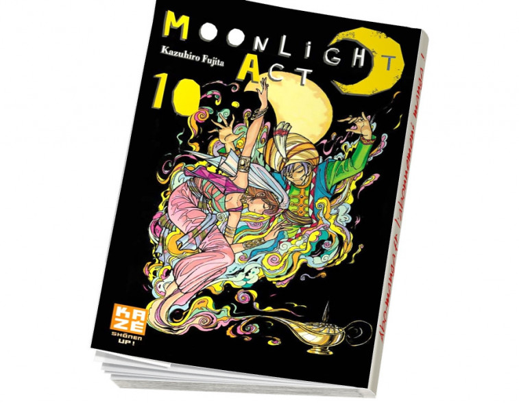 Abonnement Moonlight Act tome 10