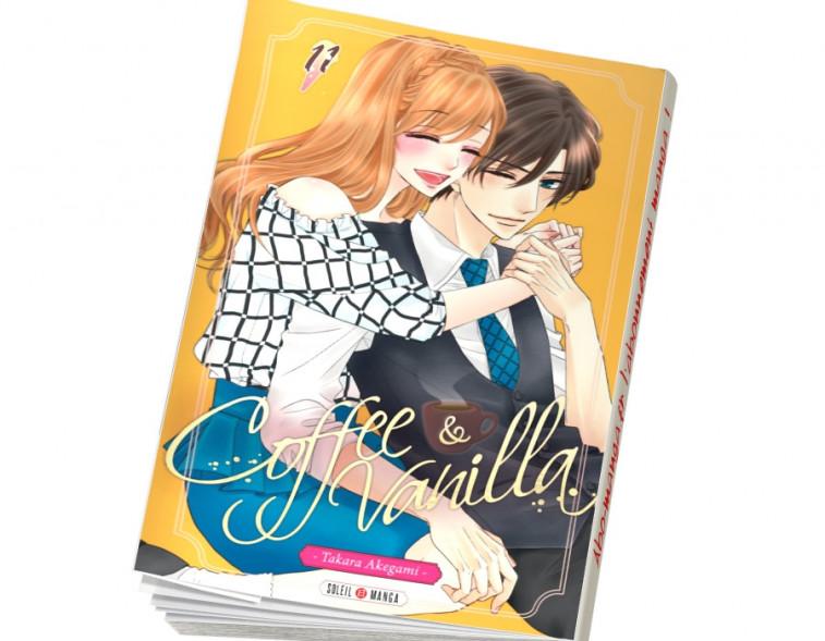 Abonnement Coffee and Vanilla tome 11