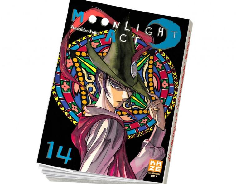 Abonnement Moonlight Act tome 14