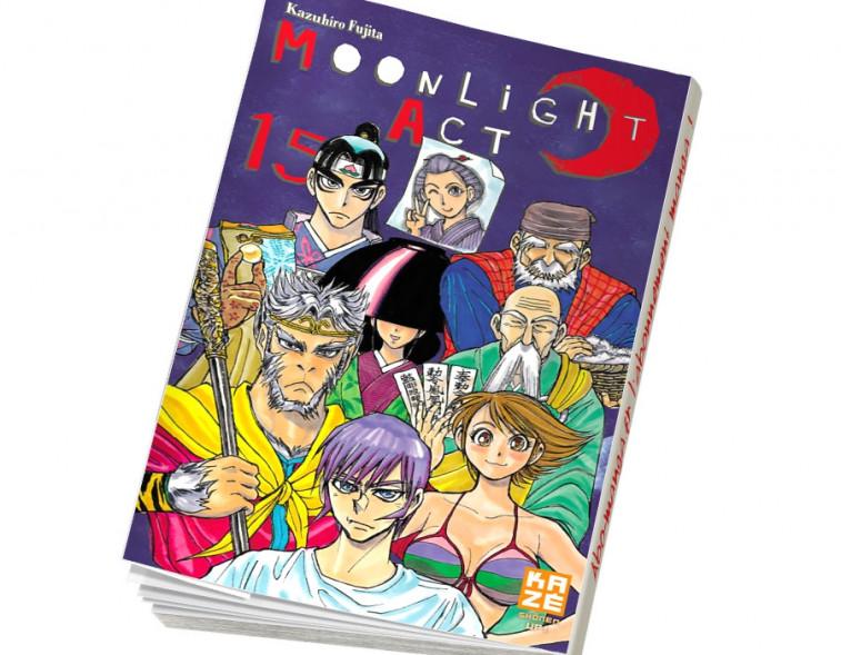 Abonnement Moonlight Act tome 15
