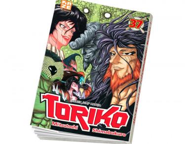 Toriko Toriko T37