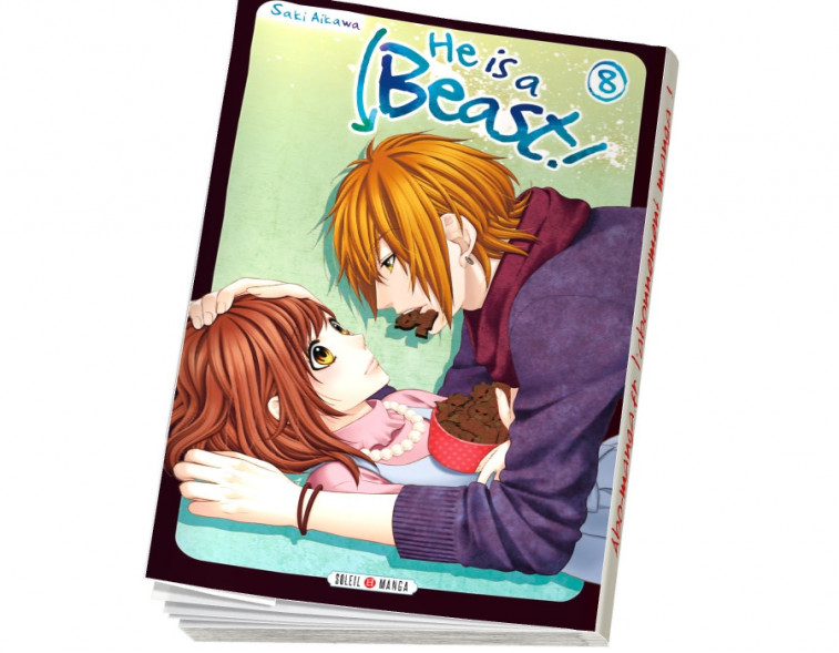 Abonnement He is a beast ! tome 8