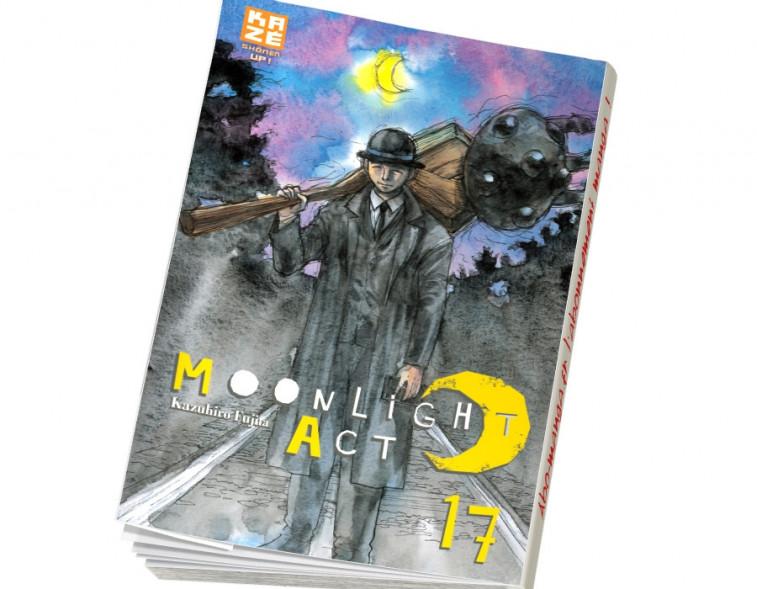 Abonnement Moonlight Act tome 17