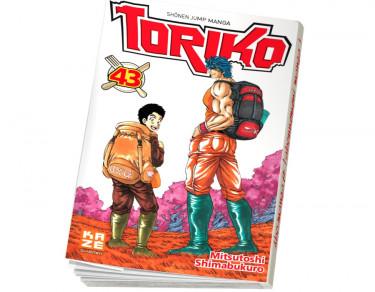 Toriko Toriko T43