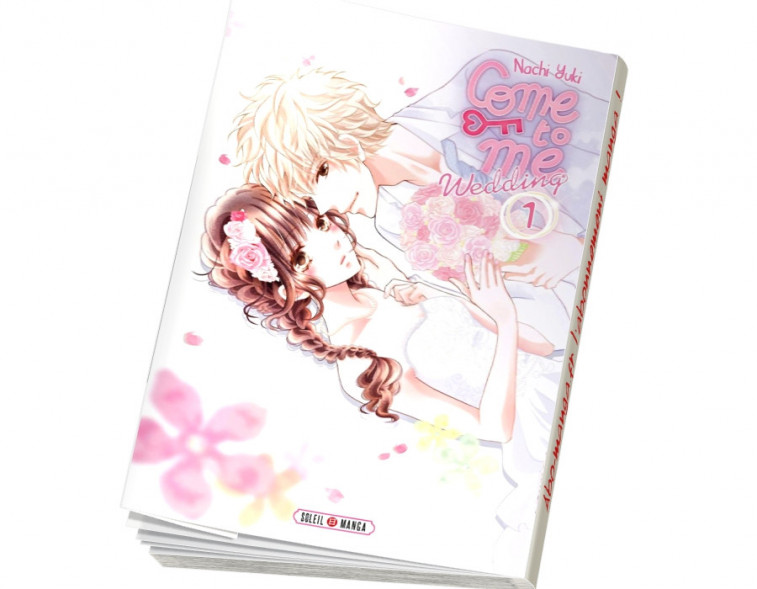 Abonnement Come to me Wedding tome 1