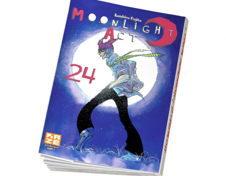 Abonnement Moonlight Act tome 24