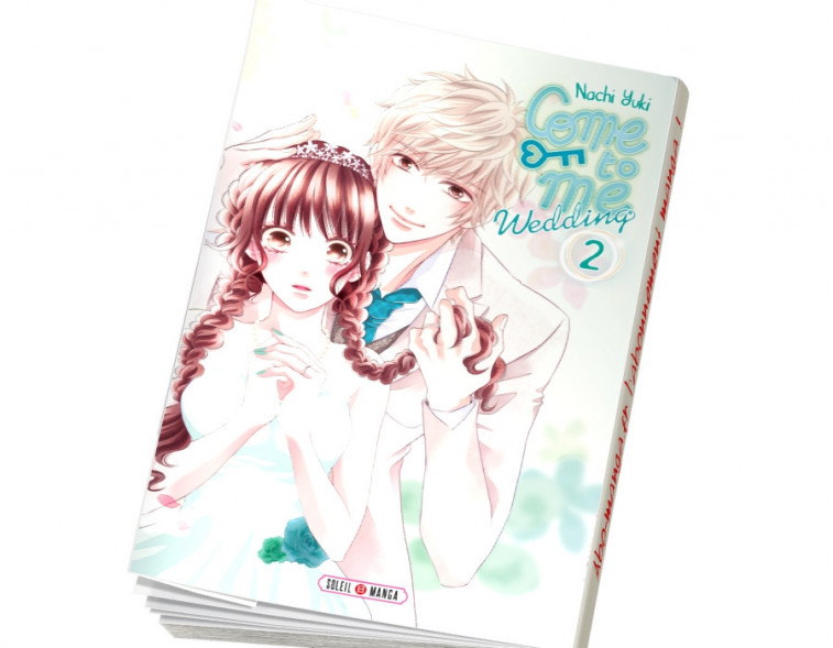 Abonnement Come to me Wedding tome 2