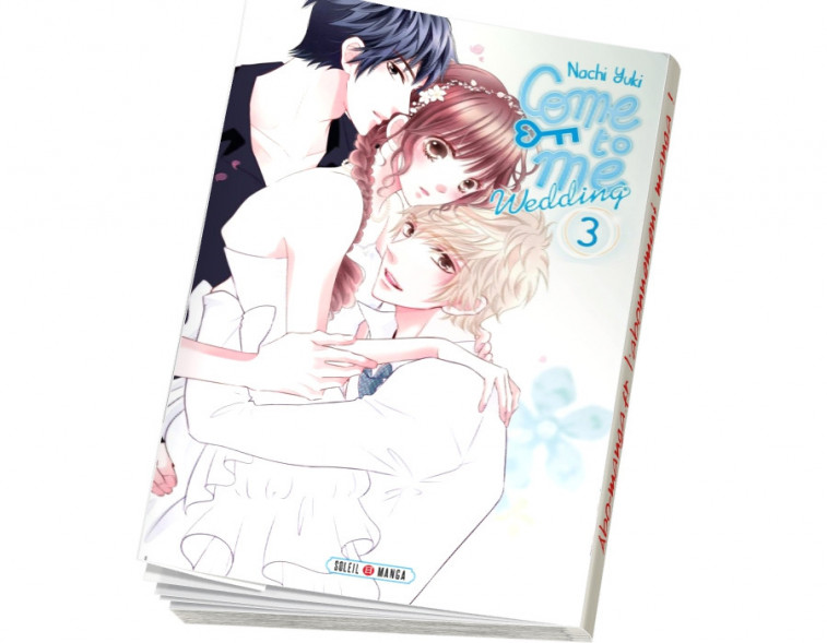 Abonnement Come to me Wedding tome 3