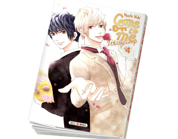 Abonnement Come to me Wedding tome 4