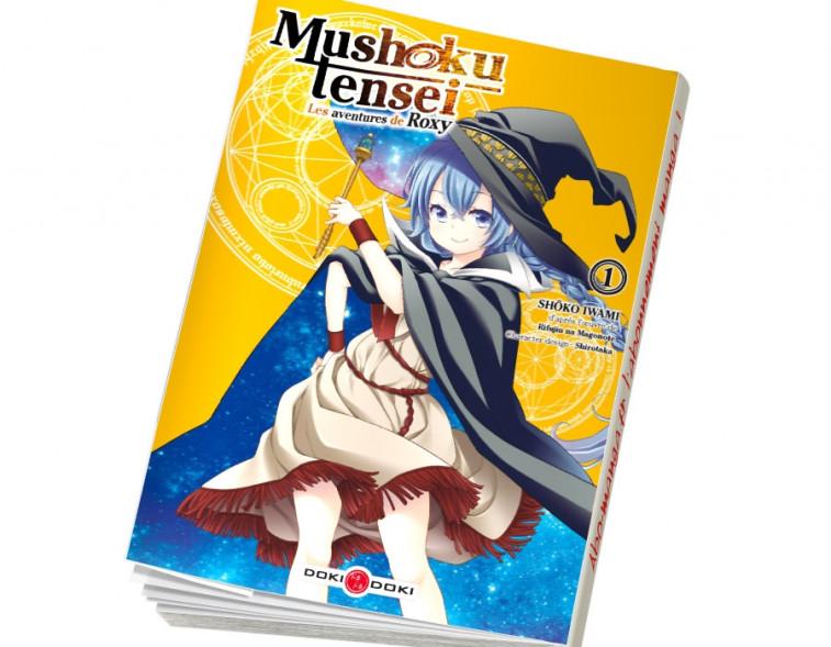 Mushoku Tensei - Les aventures de Roxy T01
