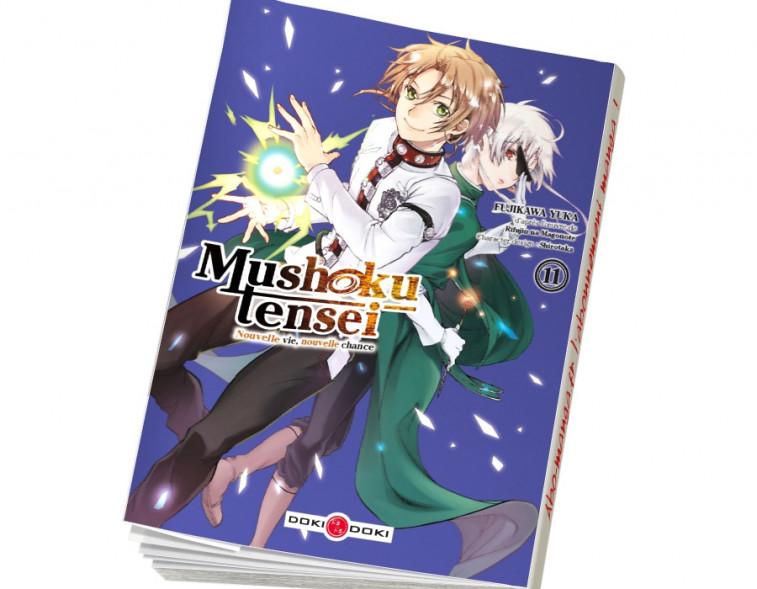 Abonnement Mushoku Tensei tome 11