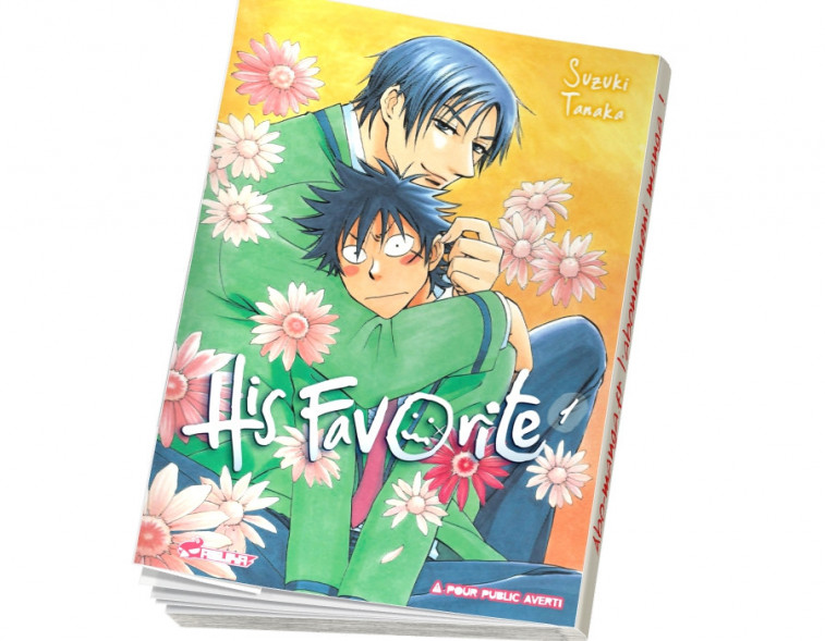 Abonnement His Favorite tome 1