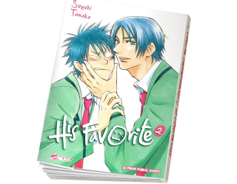Abonnement His Favorite tome 2