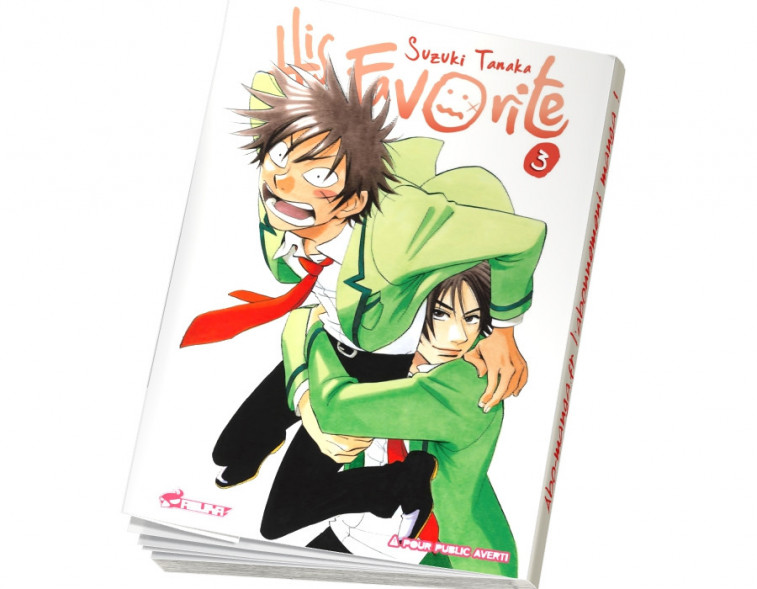 Abonnement His Favorite tome 3