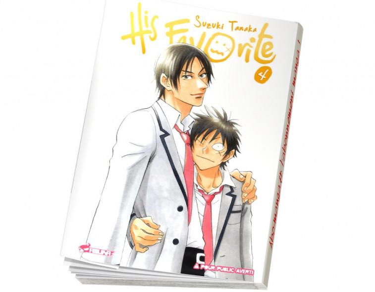 Abonnement His Favorite tome 4