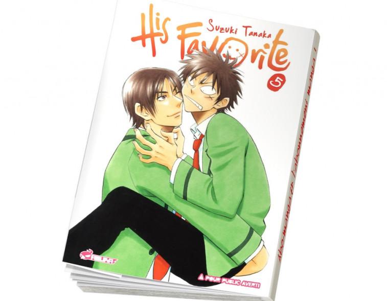Abonnement His Favorite tome 5