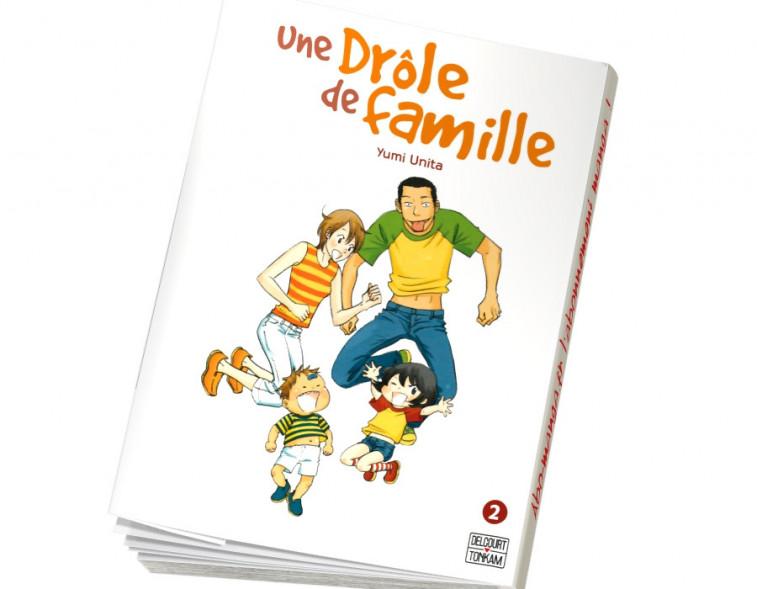 Abonnement Une drôle de famille tome 2