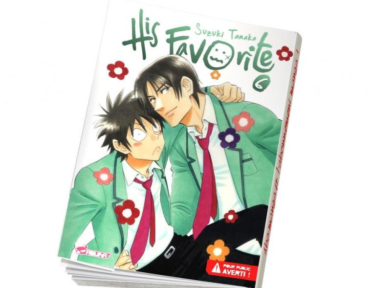 Abonnement His Favorite tome 6