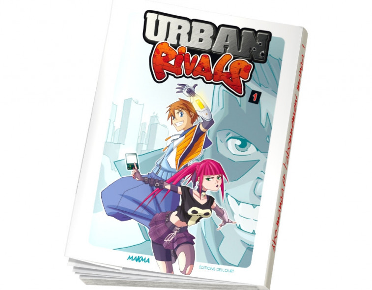 Abonnement Urban Rivals tome 1