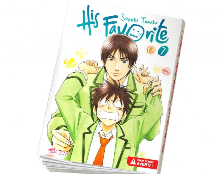 Abonnement His Favorite tome 7