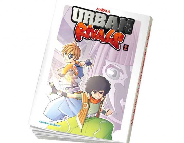 Abonnement Urban Rivals tome 2