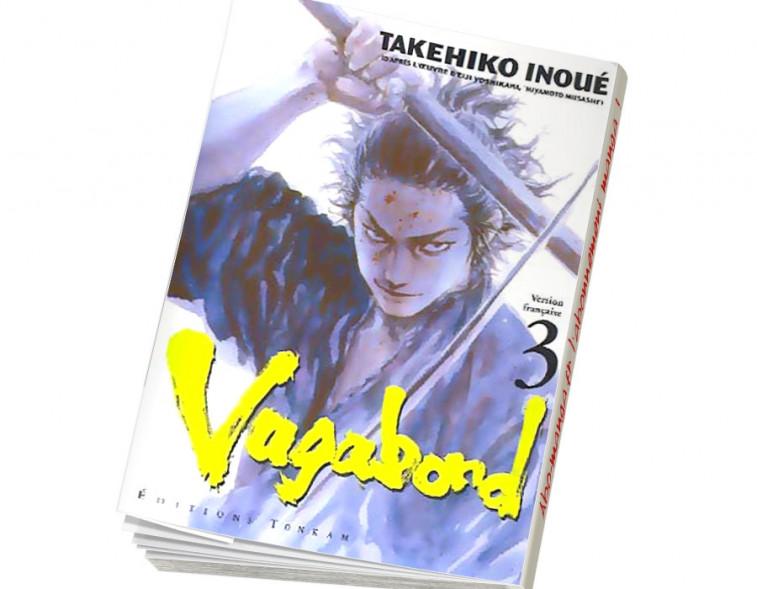 Abonnement Vagabond tome 3
