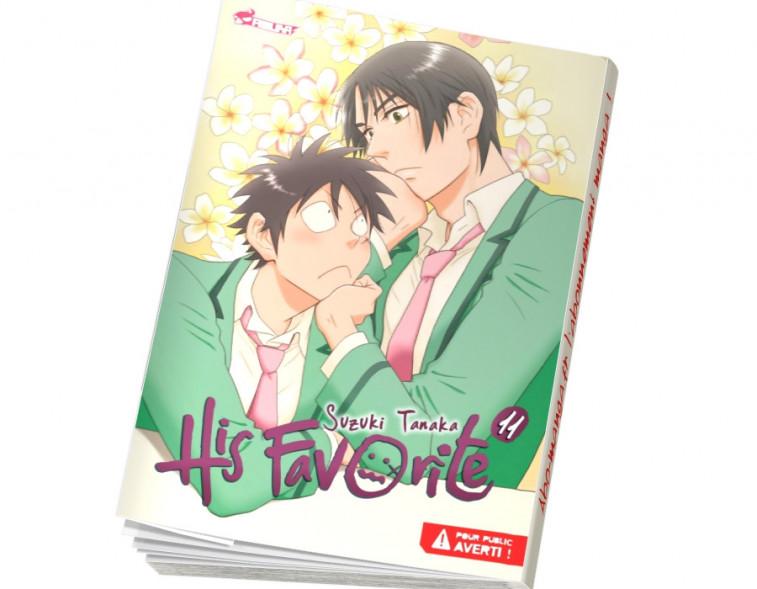 Abonnement His Favorite tome 11
