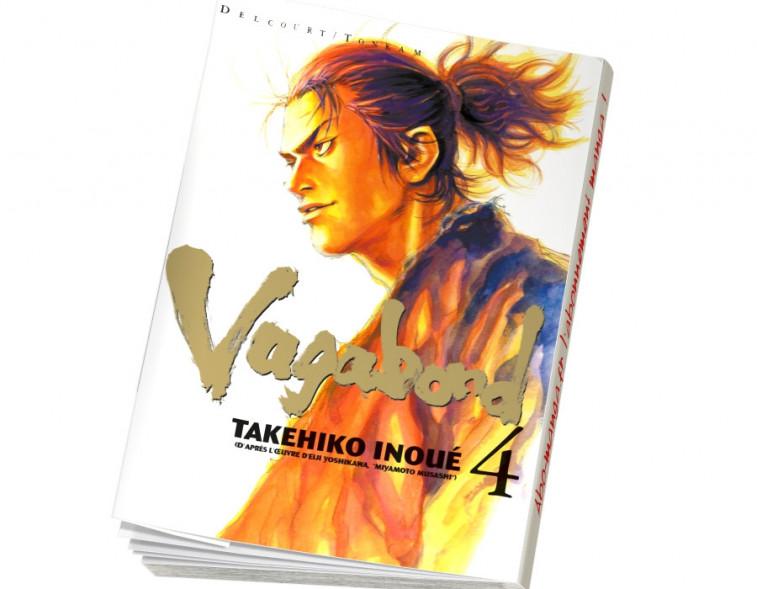 Abonnement Vagabond tome 4